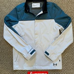 Under Armor Full Zip Golf Windbreaker